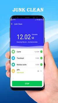 Super Fast Cleaner - Speed Booster 2018 apk screenshot