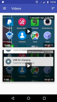 Screenshot Capture Recorder apk screenshot