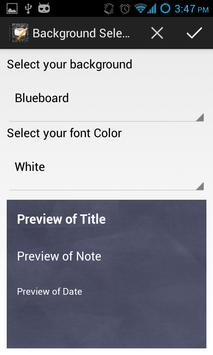 Simply Notes Free - Notepad screenshot 5