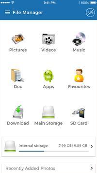 Infinite File Manager - Explorer, Transfer & Clean screenshot 2
