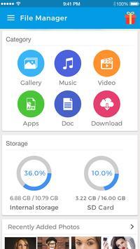 Infinite File Manager - Explorer, Transfer & Clean screenshot 5