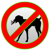 Ultrasonic dog repellent sound 图标