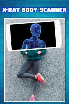 X-Ray Full Body Camera Scanner Simulator poster