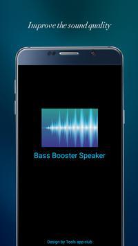 Bass Booster Speaker poster