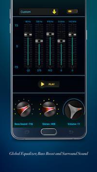 Bass Booster Speaker apk screenshot