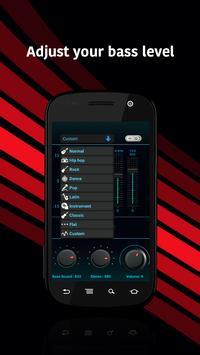 Sound Booster - Bass Control poster