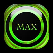 MAX HD Video Player icon