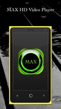MAX HD Video Player poster