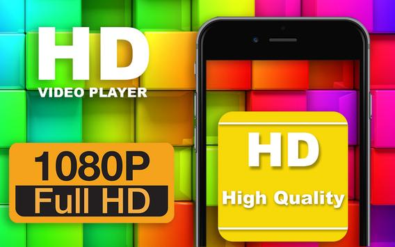HD Video Player High Quality poster