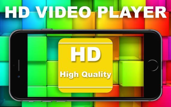 HD Video Player High Quality screenshot 1