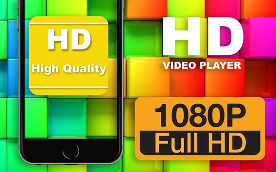 HD Video Player High Quality screenshot 2