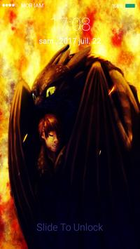 dragon toothless  and Hiccup train dragons locker screenshot 5