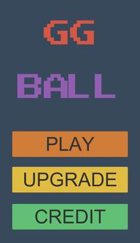 GG Ball poster
