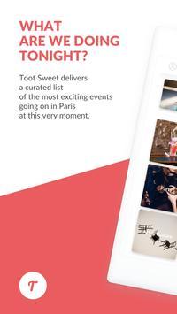 Sortir Toot Sweet ! poster