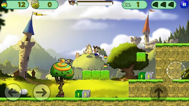 run bandicoot adventures apk screenshot
