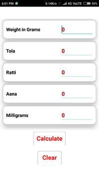Tola Masha Covert Gram Into Indian Ana Ratti Screenshot 2
