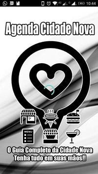 Guia Comercial e Local da Cidade Nova - Ananindeua poster