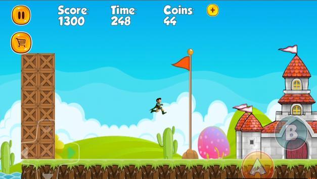 Super Tree Fu Adventure apk screenshot