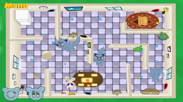 Tom Maze and Jerry Escape apk screenshot