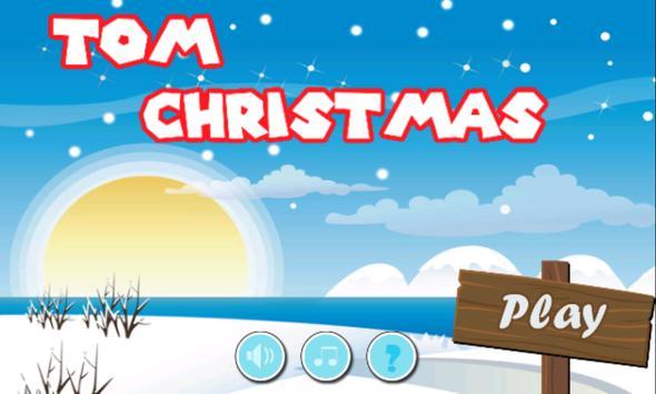 Subway Tom Christmas - Runner screenshot 8