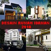 DESAIN RUMAH IDAMAN TERBARU 2018 icon