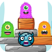 Monster Jump Up icon