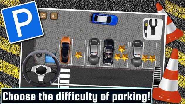 Car Parking Simulator 2D apk screenshot