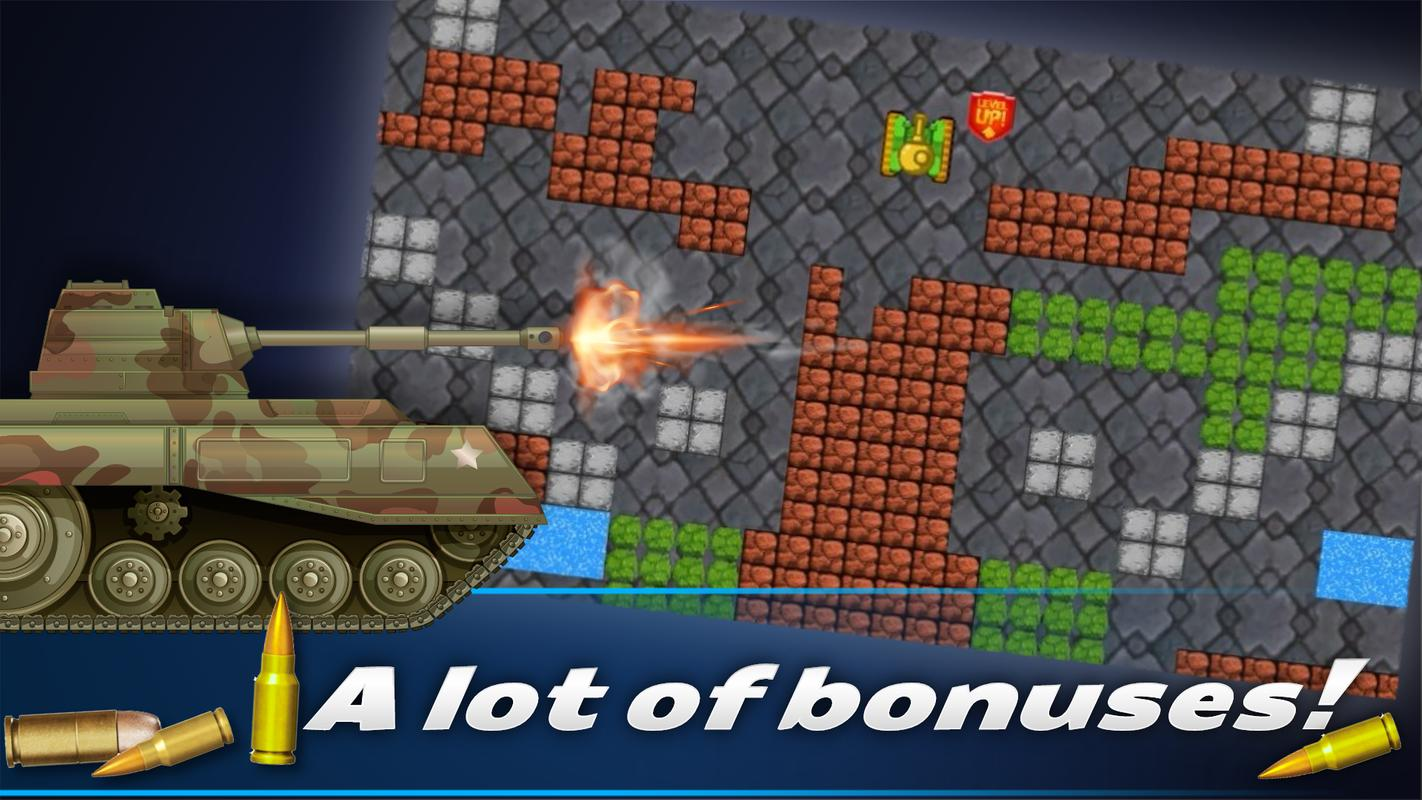 Tank Wars Classic for Android Free Download - 9Apps