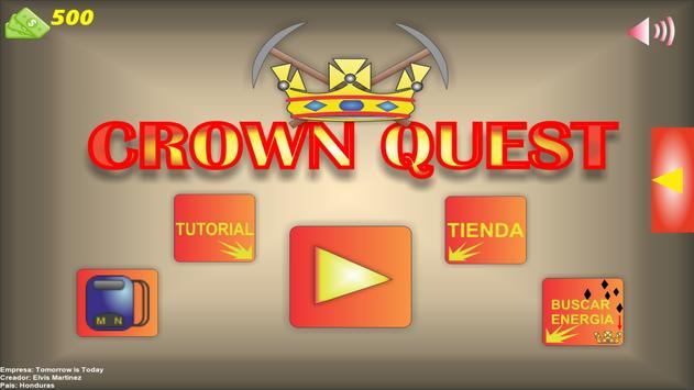 Crown Quest screenshot 8