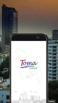 TomaTaxi Driver poster