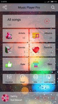 Music Player Pro apk screenshot