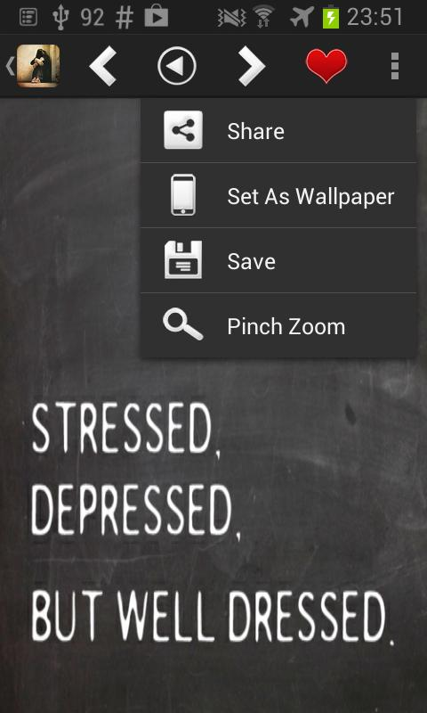 Depression Quotes Wallpapers For Android Apk Download