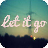 Letting Go Quotes Wallpapers icon