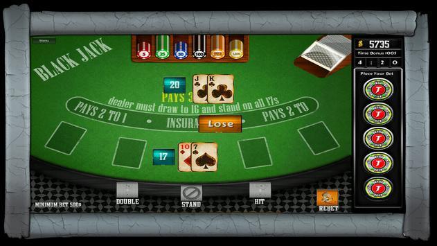 21 Blackjack screenshot 14