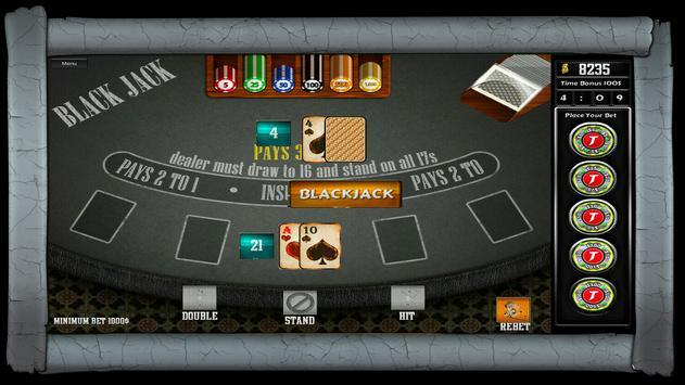 21 Blackjack screenshot 9