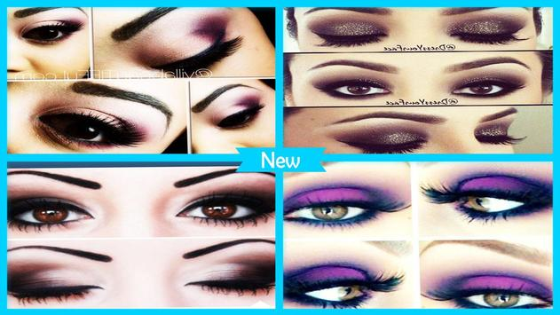 Beauty Homecoming Smokey Eyes Makeup poster