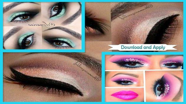 Beauty Homecoming Smokey Eyes Makeup screenshot 2