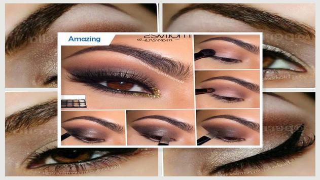 Beauty Homecoming Smokey Eyes Makeup screenshot 4