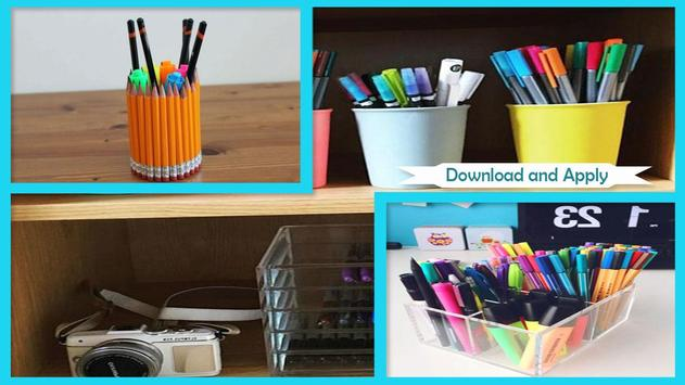 Best DIY Ombre Pen Vase For Desk screenshot 2