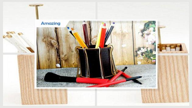 Best DIY Ombre Pen Vase For Desk screenshot 4