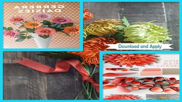 Perfect DIY Paper Spider Flower screenshot 2