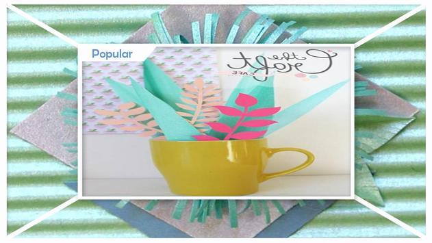 Perfect DIY Paper Spider Flower screenshot 3