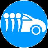 Movando:Compartir el vehículo icon