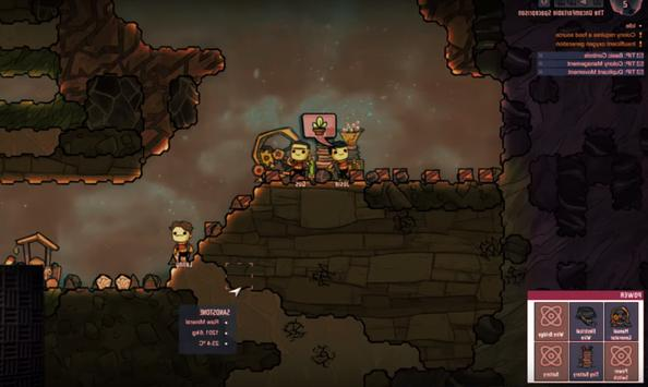 New Oxygen not Included Link poster