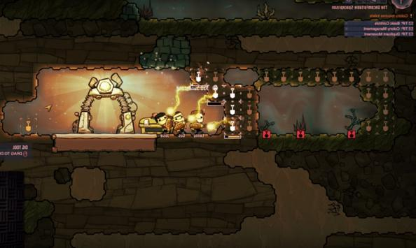 New Oxygen not Included Link screenshot 1