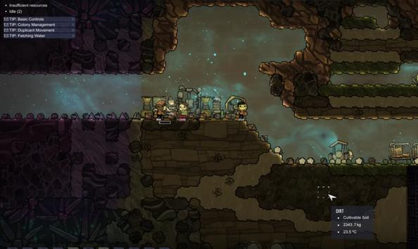 New Oxygen not Included Link screenshot 6