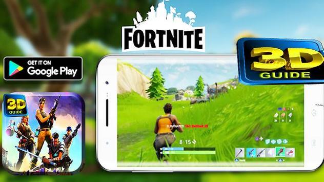 Fortnite Battle Tricks 2018 poster