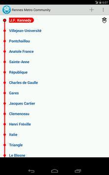 Rennes Metro Community screenshot 5