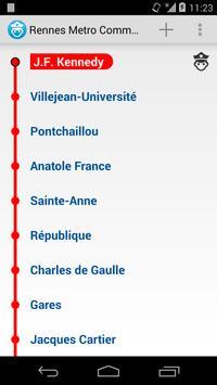 Rennes Metro Community poster