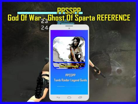 New ppsspp Tomb raider:legend  Tips screenshot 2